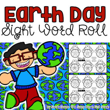 Earth Day Roll {Sight Words!}