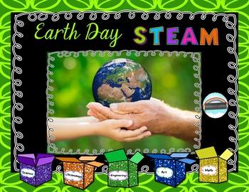 Earth Day STEM/STEAM