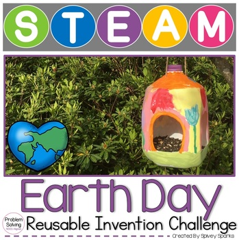 Earth Day STEM STEAM Challenge