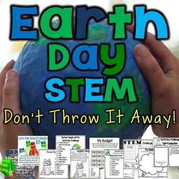 Earth Day STEM