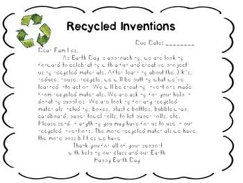 Earth Day STEM