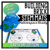 Earth Day STEM Center for Building Bricks: STEM Mats