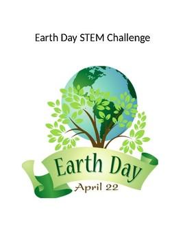 Earth Day STEM Challenge