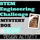 S.T.E.M. Engineering Challenge Mystery Box SAMPLE