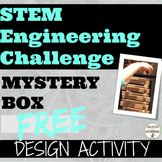 S.T.E.M. Engineering Challenge Mystery Box SAMPLE