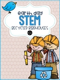 #SPRING SAVINGS Earth Day STEM:  Recycled Birdhouses
