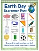 Earth Day Scavenger Hunt - Earth Day Activity