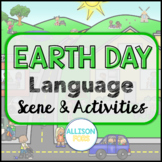 Earth Day Language Scene Speech Therapy