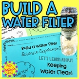 Earth Day Science Experiment | Build a Water Filter