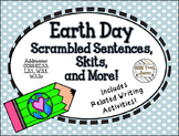 Earth Day Scrambled Sentences, Skits, and More!