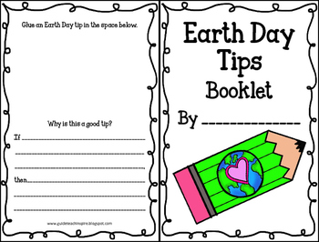 Earth Day Scrambled Sentences, Skits, and More!