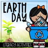 Earth Day Sentence Building Centers