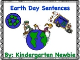 Earth Day Sentences