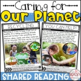 Earth Day Distance Learning (Take Home Packet Kindergarten)
