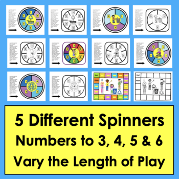 Earth Day Activities: Sight Words Game Boards Set 2
