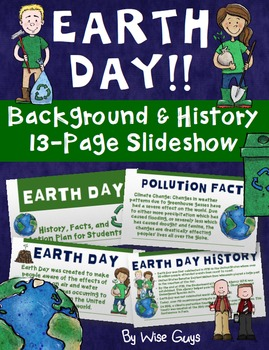 Earth Day Slide Show Activity