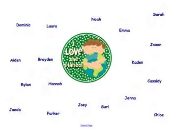 Earth Day Smart Attendance
