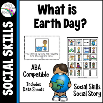 Autism Social Skills - Earth Day