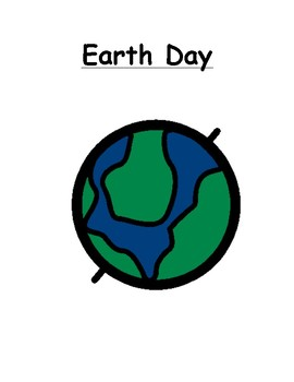 Earth Day Social Story (Science - The Environment)