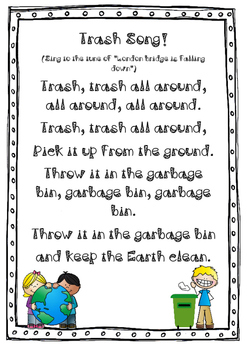 Earth Day Song!