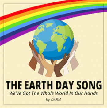 Earth Day Song - Karaoke/Chorus or Choir Version