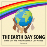 "Earth Day Song: ""We've Got The Whole World In Our Hands""  Sheet Music"