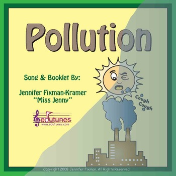 """Earth Day Song and Packet: """"Pollution"""""""