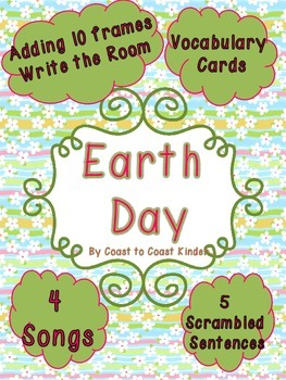 Earth Day Songs and Activities