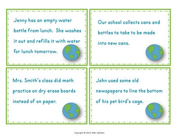 Earth Day Sort