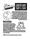 Earth Day: Sort & Save