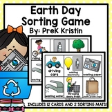 Earth Day Sorting Game