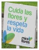 Earth Day Bilingual Spanish-English Lesson Materials