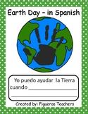 Earth Day Spanish Writing
