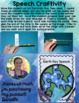 Earth Day Speech Therapy Craft {Articulation Phonemic Awareness}