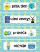 Earth Day & Spring Package (Word Wall and 10 Earth Day & Environment Activities)