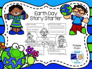 Earth Day Story Starter