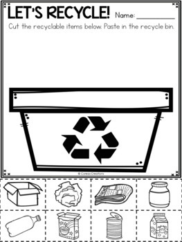 Earth Day Student Workbook