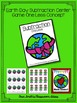 Earth Day Math A Quick and Easy to Prep Subtract One Less Center Game