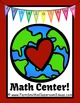 Earth Day Math A Quick and Easy to Prep Subtract Two Center Game