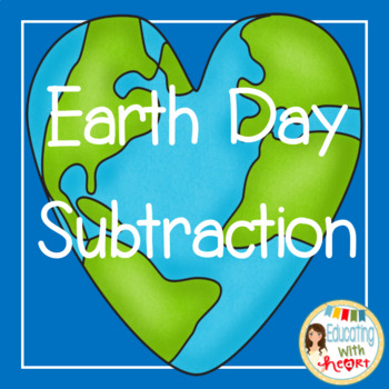 Earth Day Subtraction Game