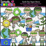 Earth Day Super Hero Kids