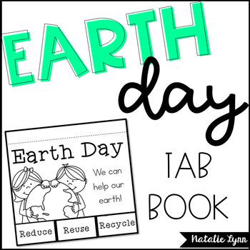 Earth Day Tab Book