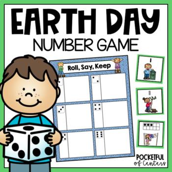Earth Day Tally Mark Memory Match