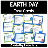 Earth Day Task Cards | An Earth Day Center or Station Activity