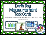Earth Day Task Cards (Measuring Length)