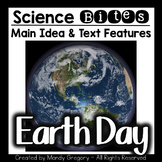 Earth Day: Teaching Main Idea and Text Features with an In