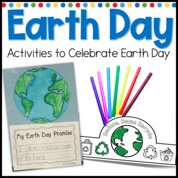 Celebrate Earth Day with four activities to get your students thinking about the Earth.  Learn about garbage, recycling and composting with 2 sorting activities. Create a writing and art activity for your bulletin boards. Practice some addition math facts too.