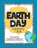 Earth Day Theme Literacy Unit
