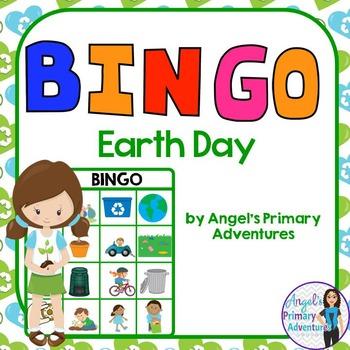 Earth Day Themed Bingo Game