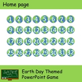 Earth Day Themed PowerPoint Review Game